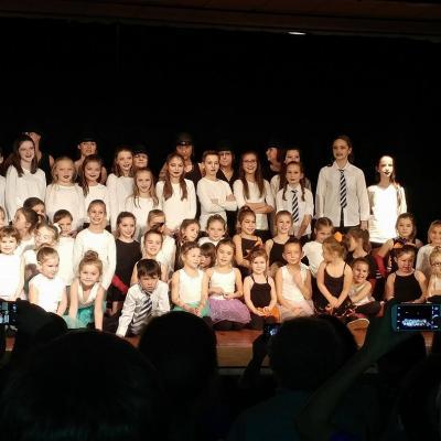 Spectacle  danse Automne 2017