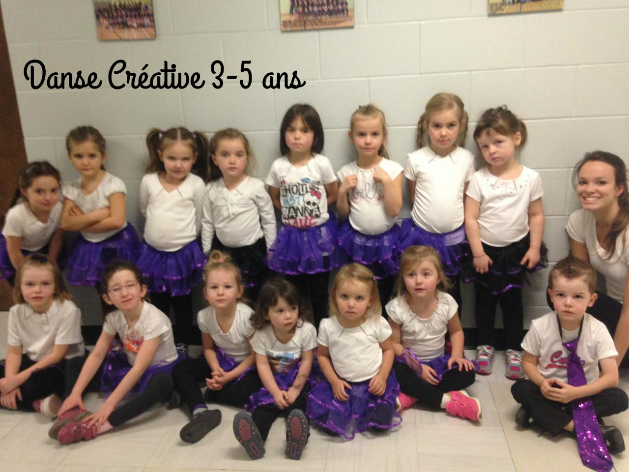 Danse créative 3-5 ans-1