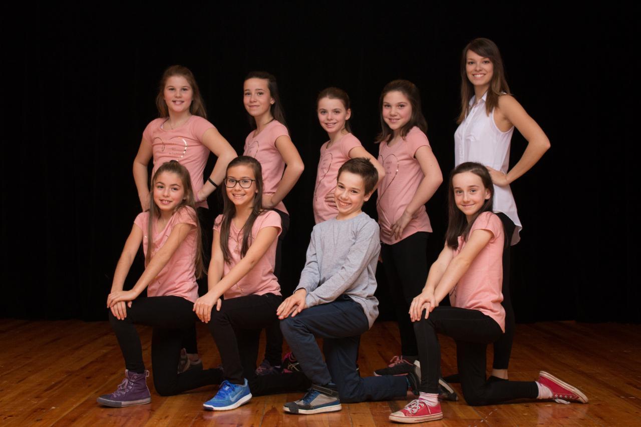 Groupe Élite+ (9-12 ans)