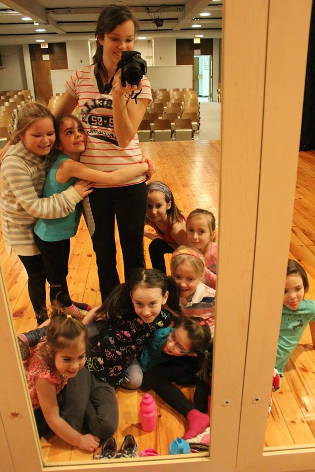 Groupe Danses variées Hiver 2015