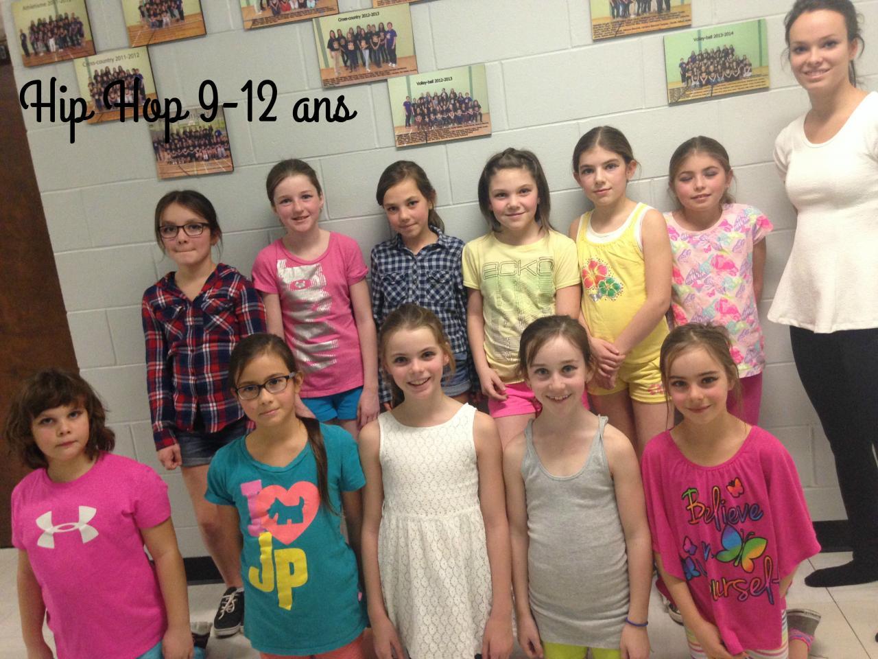 Hip Hop 9-12 ans