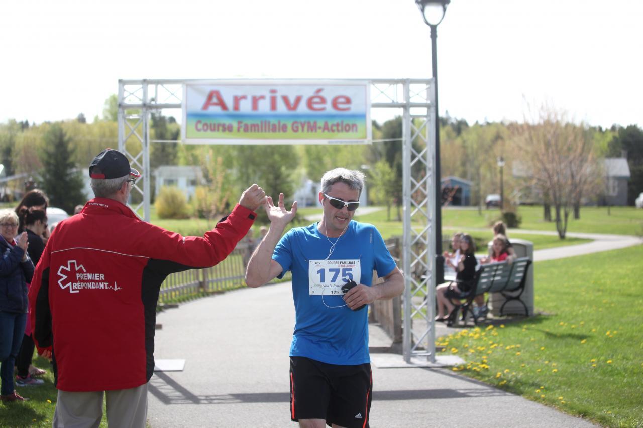 Martin Blanchet (10 km)