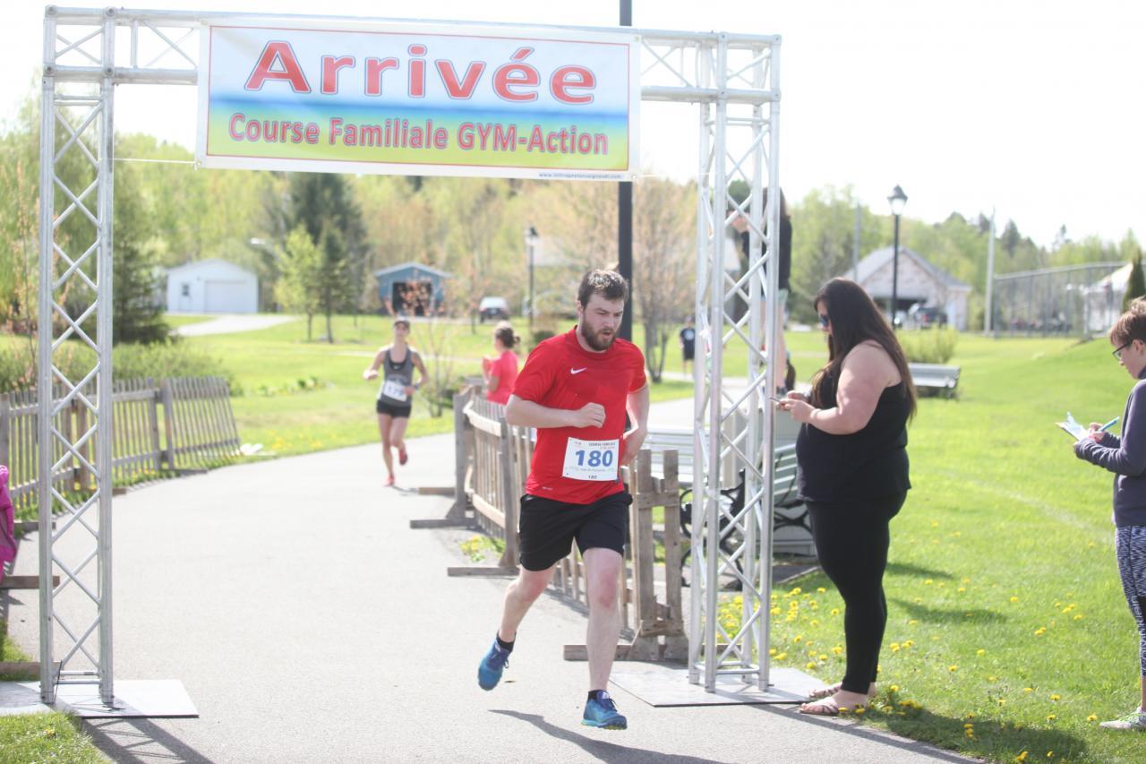 Alexandre Bourgault (10 km)