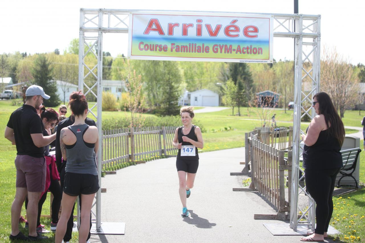Marise Robichaud (5 km)