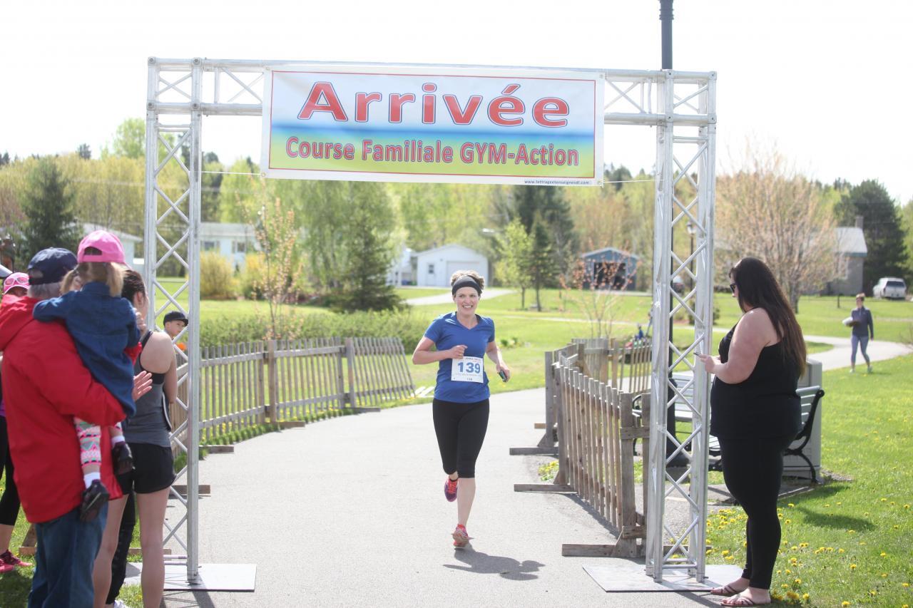 Chantal Chouinard (5 km)