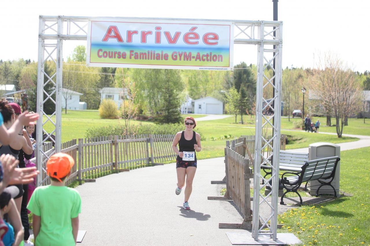 Nancy Bourgault (5 km)