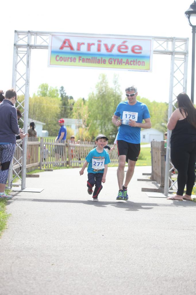 Hugo Blanchet (1 km)