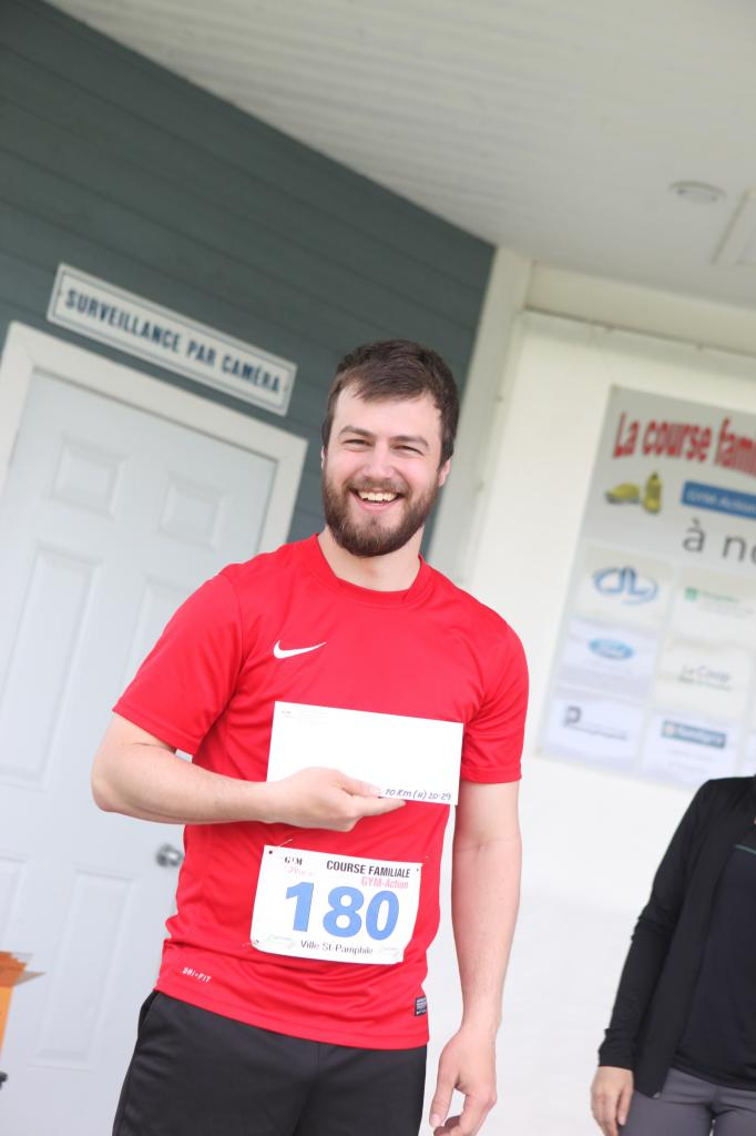 Alexandre Bourgault 10 km 20-29 ans