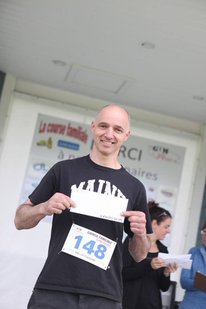 Daniel Fournier 5 km 50-59 ans