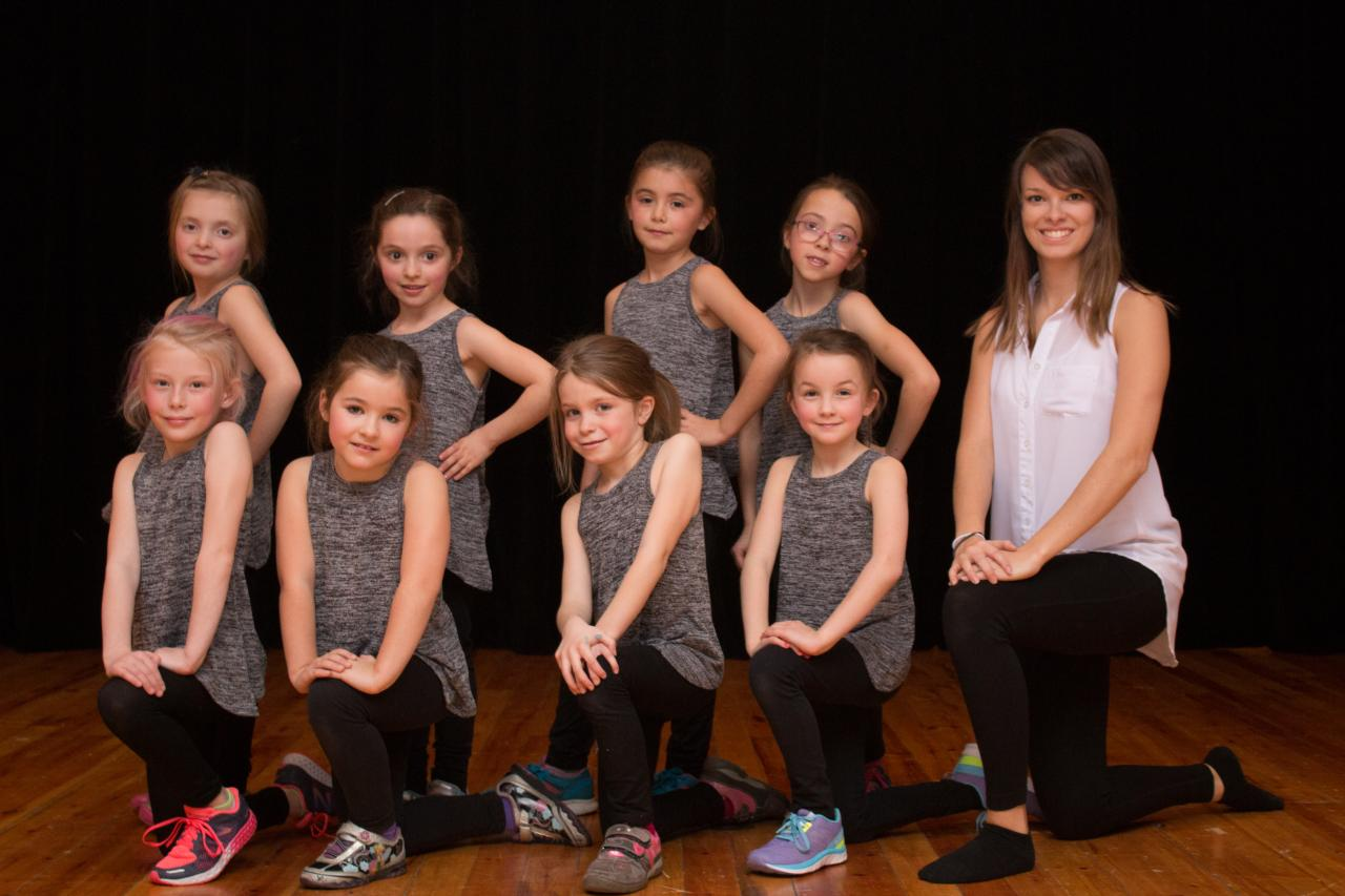 Groupe Junior 2 (6-9 ans )