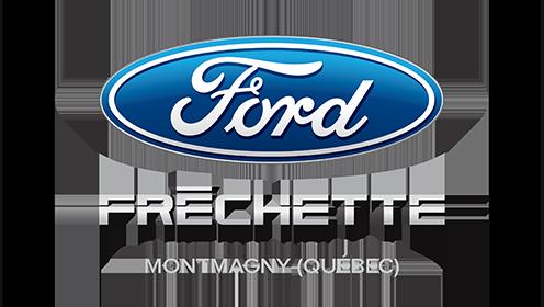 Frechette ford logo