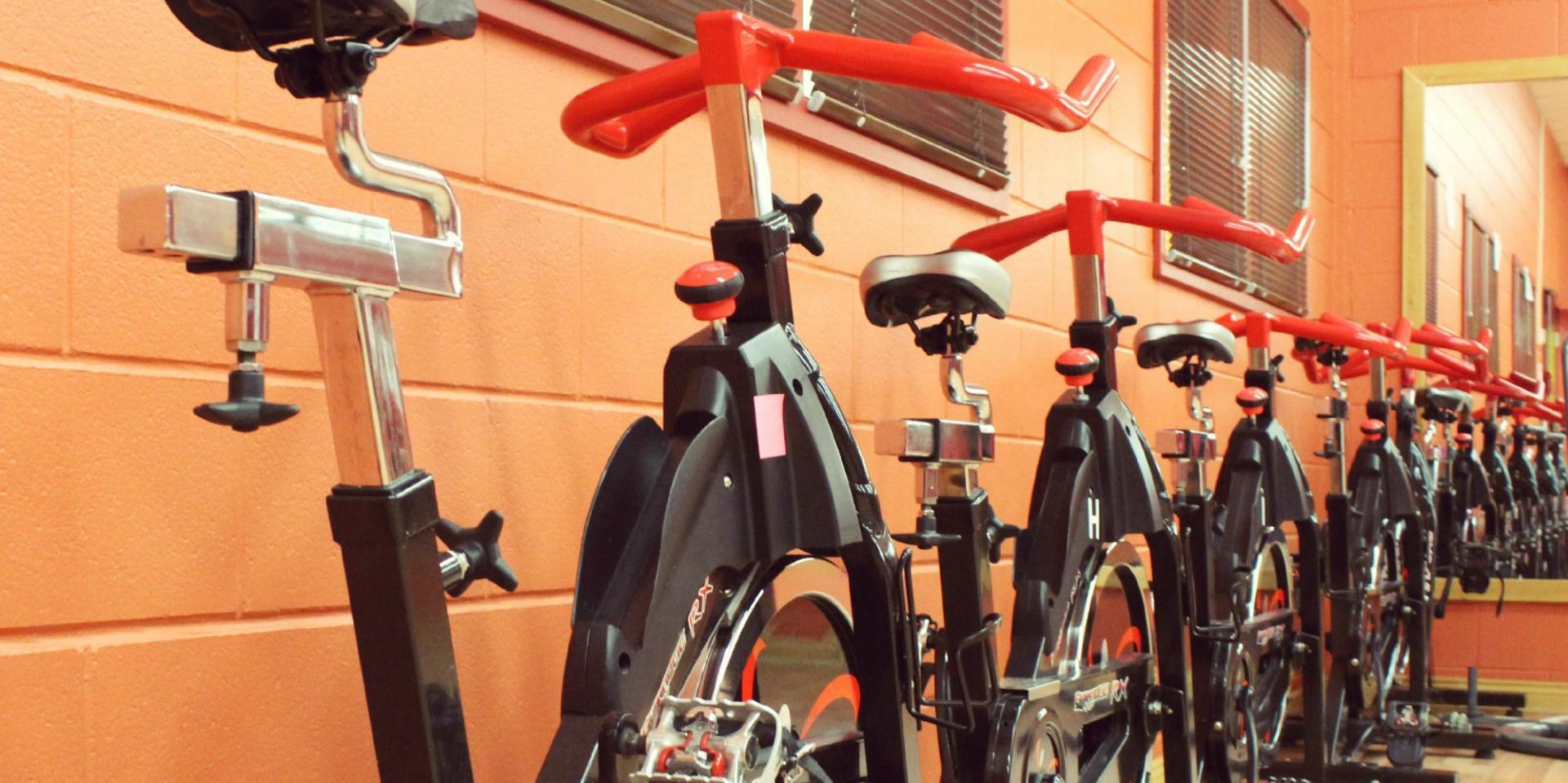 Vélos de spinning