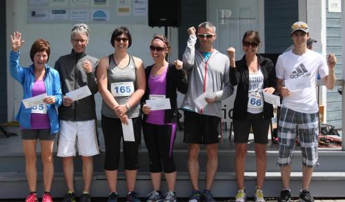 Z 55 m gagnants 5 km